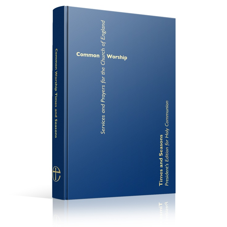 Common Worship Times And Seasons Presidents Edition By Church Of