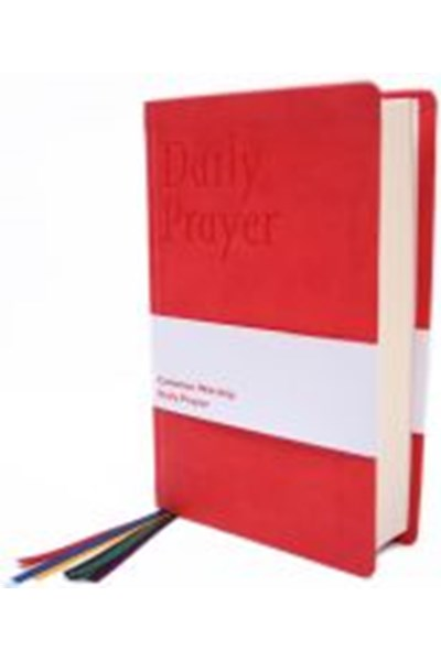 Common Worship: Daily Prayer (Soft Touch Leather)