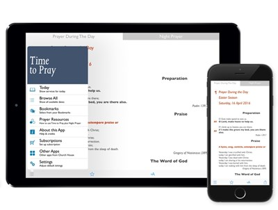 Time to Pray App: 12 month subscription