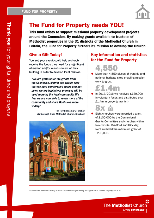 Fund for property information sheet single a4 sheet fandeluxe Images