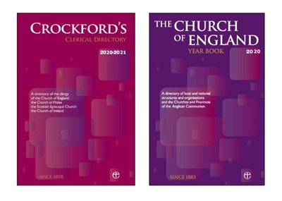 Crockford's Clerical Directory 2020-2021 + The Church of England Year Book 2020