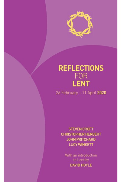 Reflections for Lent 2020