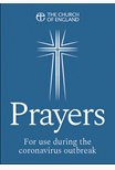 Prayers for Use During the Coronavirus Outbreak - pack of 10