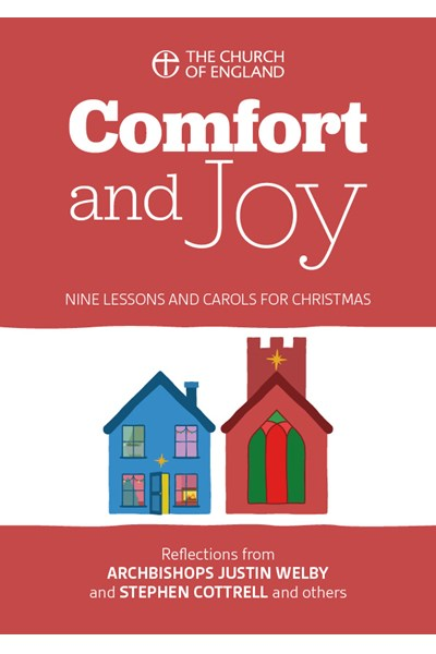 Comfort and Joy pack of 10