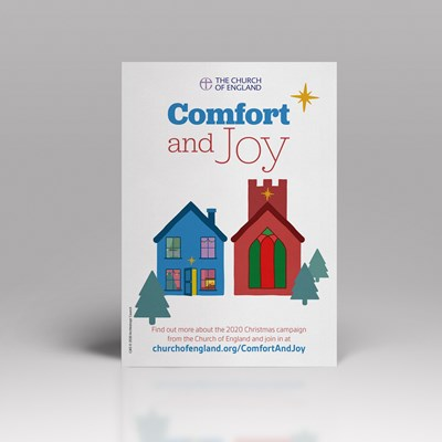 Comfort and Joy Flyer pack of 50