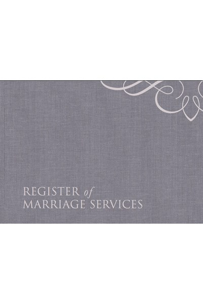 Register of Marriage Services