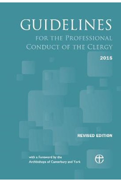 Guidelines for the Professional Conduct of the Clergy 2015