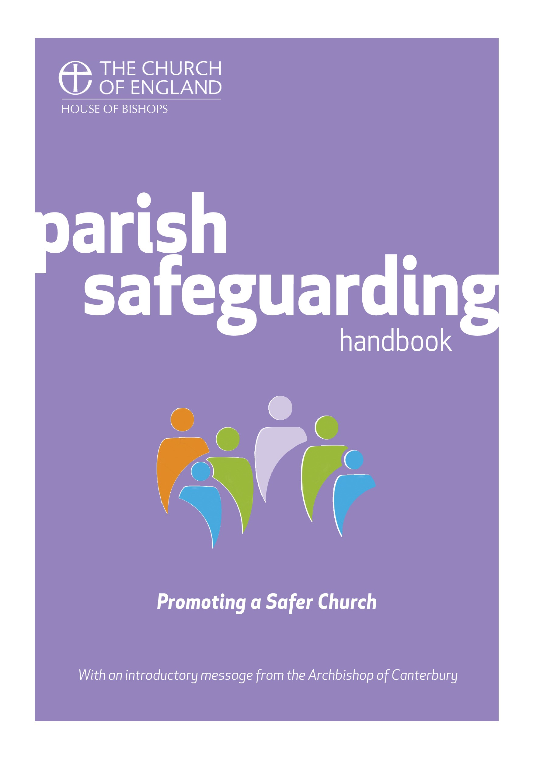 Parish Safeguarding Handbook by House of Bishops, With a Message from  Archbishop Justin Welby - Paperback