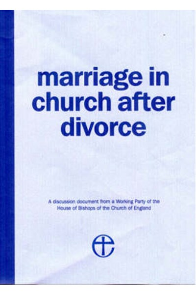 Marriage in Church After Divorce