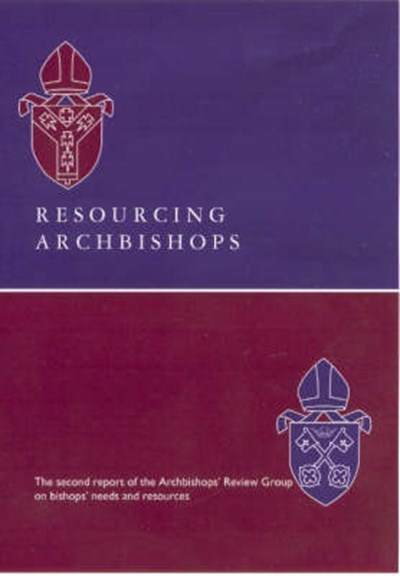 Resourcing Archbishops