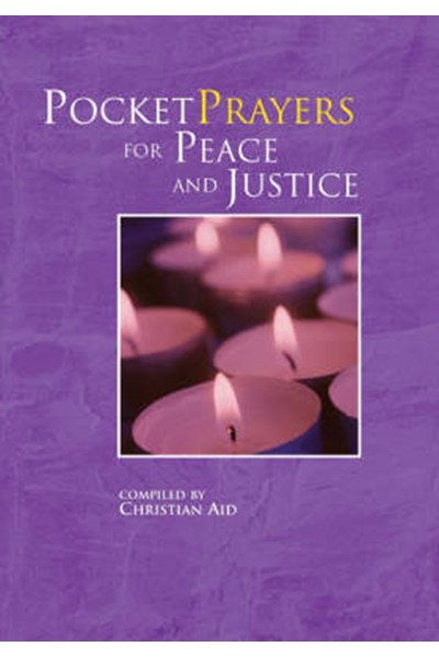 Pocket Prayers for Peace and Justice
