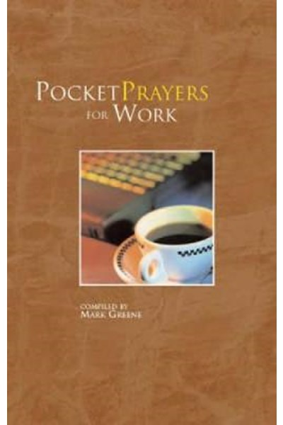 Pocket Prayers for Work