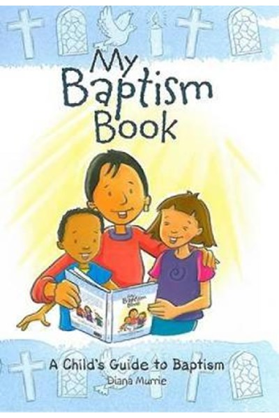 My Baptism Book (paperback)