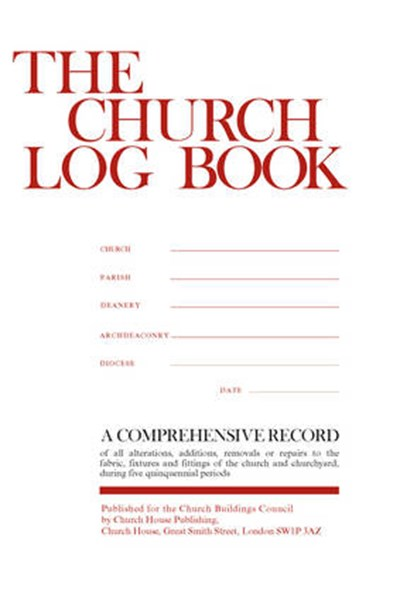 Church Log Book (Pages only)