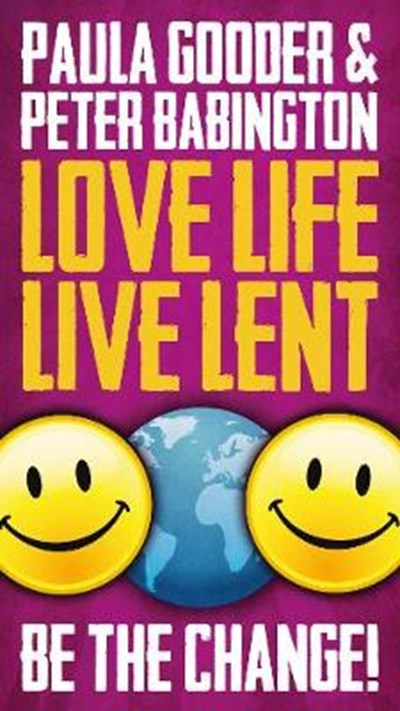 Love Life Live Lent Adult and Youth (pack of 10)