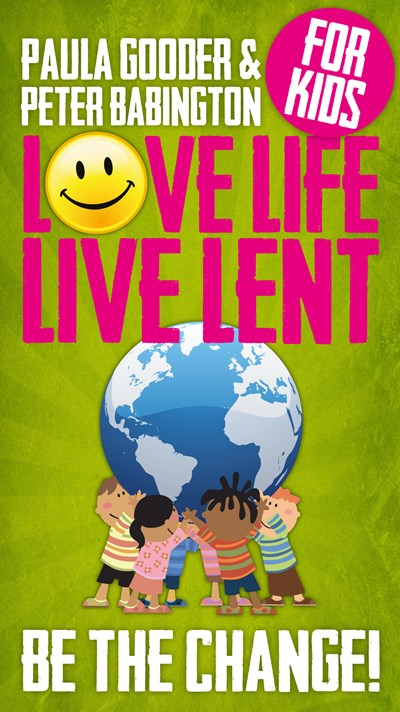 Love Life Live Lent Kids (Single copy)