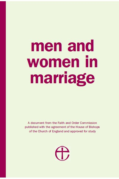 Men and Women in Marriage