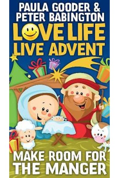 Love Life Live Advent Kids (pack of 10)