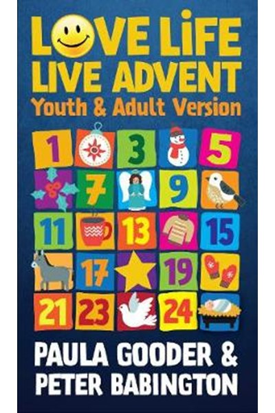 Love Life Live Advent Adult and Youth single copy