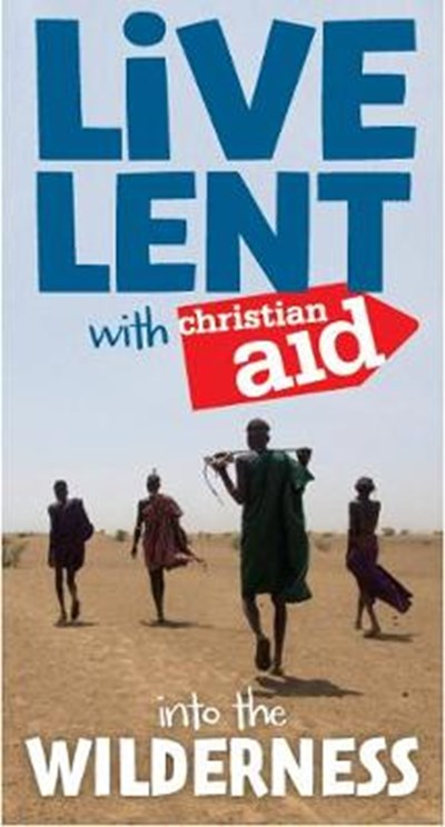 Live Lent with Christian Aid pack of 10