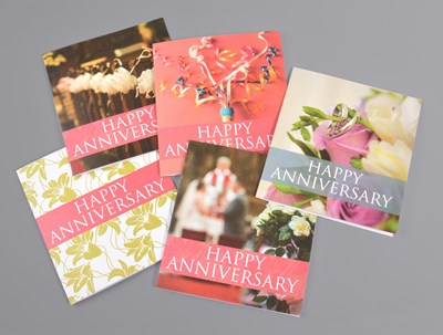 Weddings Anniversary Card (pack of 20)
