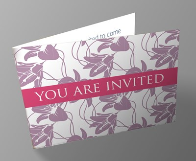 Weddings Banns Invitation Card (pack of 20)