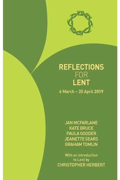 Reflections for Lent 2019