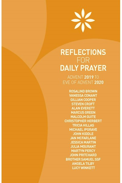 Reflections for Daily Prayer 2019-2020