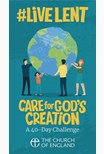 Live Lent: Care for God's Creation (Adult pack of 10)