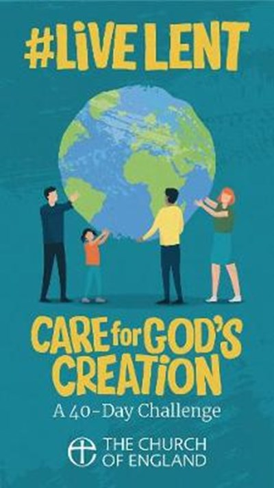 Live Lent: Care for God's Creation (Adult pack of 50)