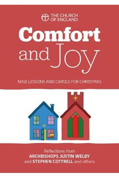 Comfort and Joy pack of 50