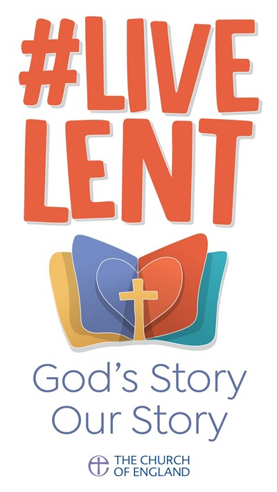 Live Lent: God's Story, Our Story pack of 50